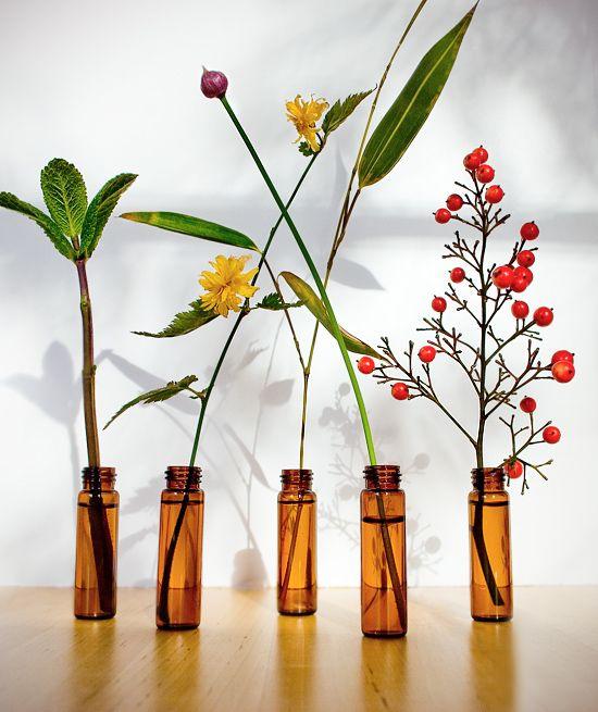1000 images about bottle and vintage bottles on pinterest for Flowers in glass bottles