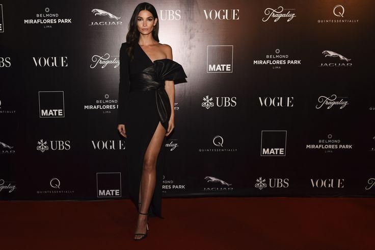 MATE Gala: a noite do bem de Mario Testino - Vogue | Festa
