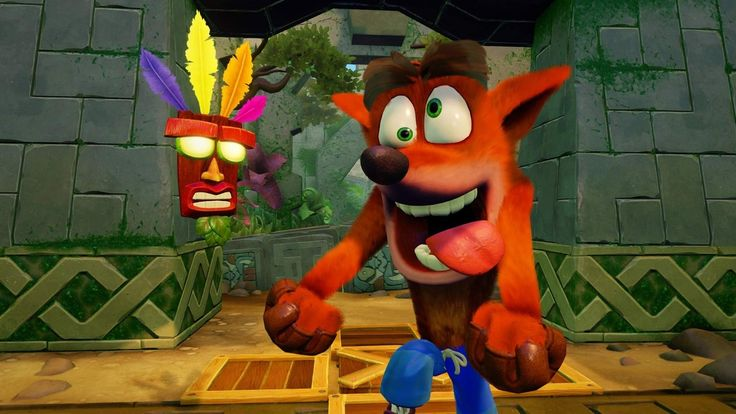 Why Is The Crash Bandicoot Remake Harder Than The Original? - IGN News In a new post on the Activision Games Blog Crash Bandicoot N. Sane Trilogy developer Vicarious Visions has discussed concerns regarding the difficulty of the first game in the studios new compilation. July 19 2017 at 07:26PM  https://www.youtube.com/user/ScottDogGaming