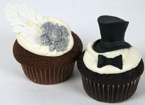 Cupcake Grooms Cake Ideas