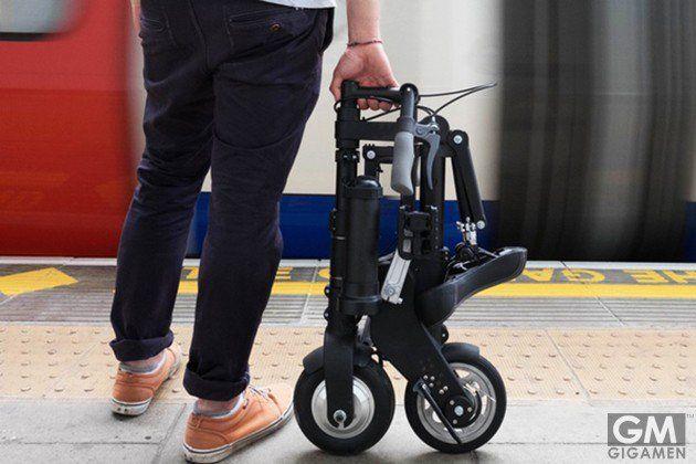 世界一軽くてコンパクトな折りたたみ式電動アシストバイク「A-Bike Electric」のココがすごい!