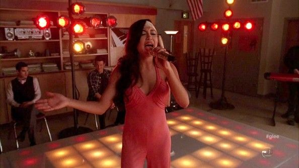 Naya Rivera - Glee Season 3 Episode 16