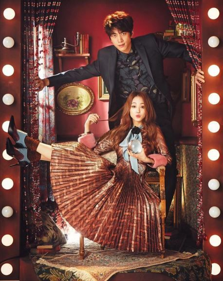 Sung Joon and Han Ye Seul are a Visual Drama Heaven Match in New Stills From Madame Antoine | A Koala's Playground