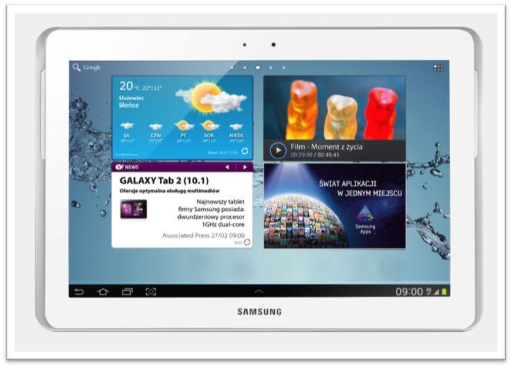Διαγωνισμος: Κερδισε ενα Tablet Samsung GALAXY Tab 2