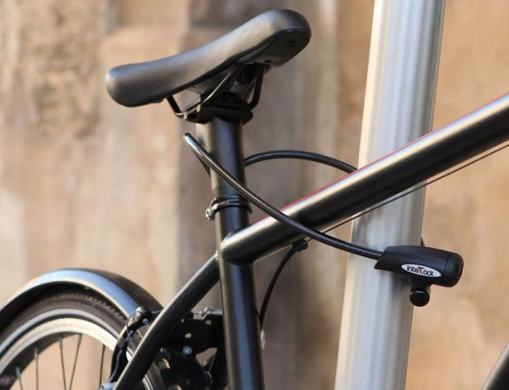 InterLock Crosstown Post Bicycle Lock