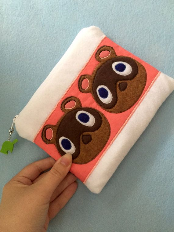 Animal Crossing Nintendo New 3DS Nintendo New 3DSXL Case Pouch