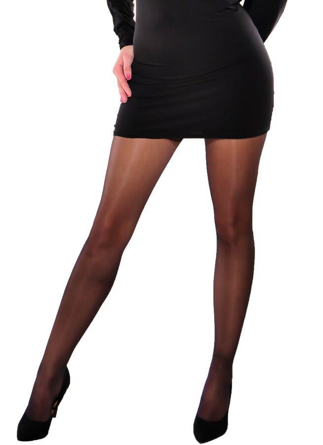 d5a9d7417 Hosiery Women Pantyhose Plain Tights Sheer 3 colors multipacks by Aurellie  8711001090915 eBay Plain Tights Pantyhose