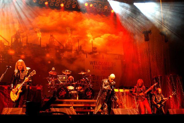 Judas Priest en Racing (Argentina)