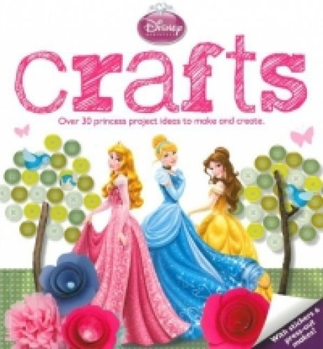 Disney Princess Crafts,