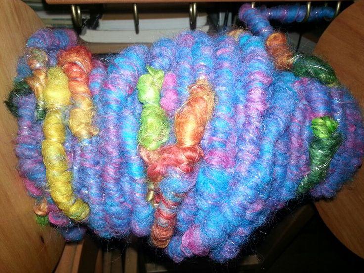 corespun yarn ♥