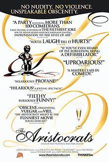 The Aristocrats (film) - Wikipedia, the free encyclopedia