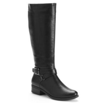 Croft & Barrow Riding Boots - Women, Size 8 - NOT wide calf!