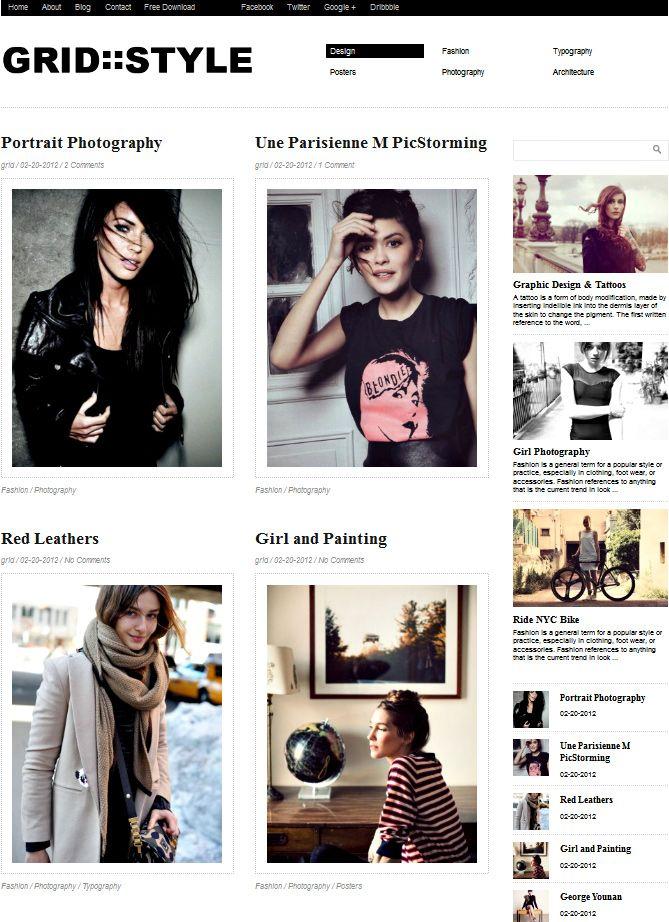 46 best WordPress Themes Free Beautiful images on Pinterest | Themes ...