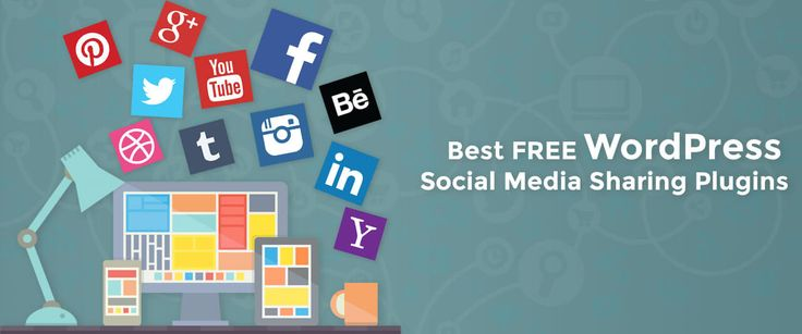 If you want drive more social media traffic to your WordPress blog, you may love these free WordPress social media plugins. Fully responsive WordPress plugins for shiny social sharing buttons..