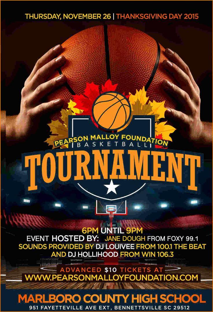 Basketball tournament flyer template best of basketball