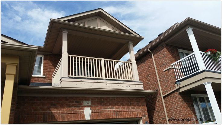 If you are interested in upgrading the look and value of your home in the Durham Region and greater Toronto area,  call Don of All Trades Professional Home Maintenance Services at 905-259-5249 today for more information and request a free on-site estimate. Find out more at donofalltradesblog.wordpress.com.