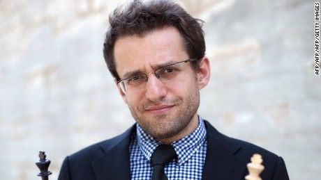 Levon Aronian: Armenian chess champion is described as the 'David Beckham of chess' -- what can the world learn from his success?