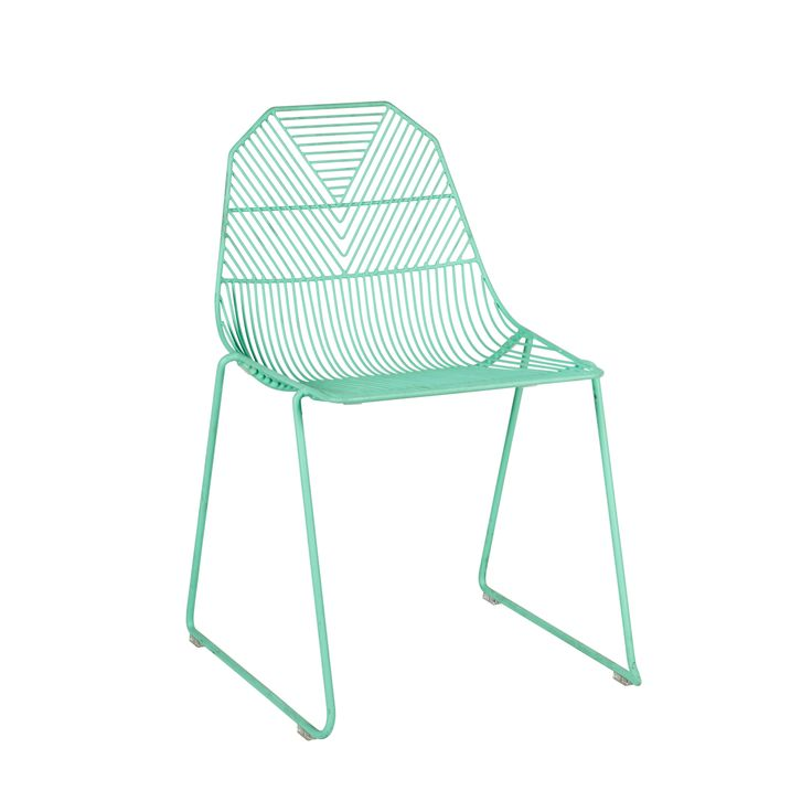 Arrow Chair - Stacking - Space To Create