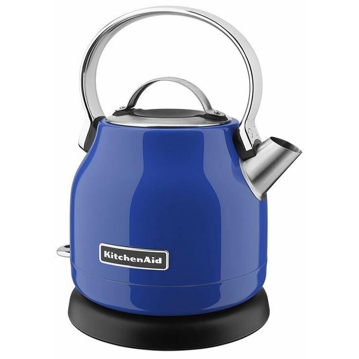 Kitchenaid 125 qt stainless steel electric tea kettle
