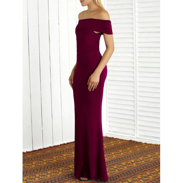 12 best sap hr hcm certification materials images on pinterest off the shoulder sheath mermaid maxi dress fandeluxe Image collections