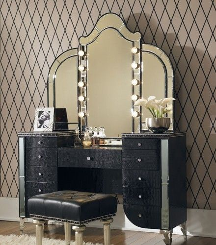 1000 Images About Vanity Table On Pinterest Vintage Vanity Waterfalls And