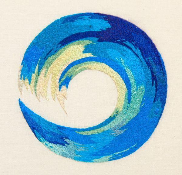 Maricor Maricar – Embroidered Graphic Design