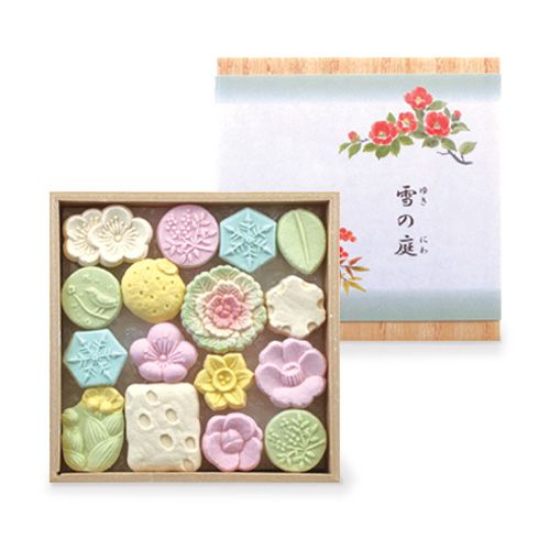 和三盆, Wasambon ; fine-grained Japanese sugar sweets http://www.baikodo.com/index.html