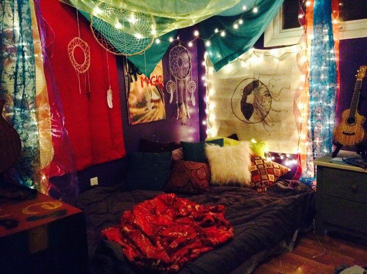 Interior Trends 2017 Hippie Bedroom Decor House Room Inspo Bohemian