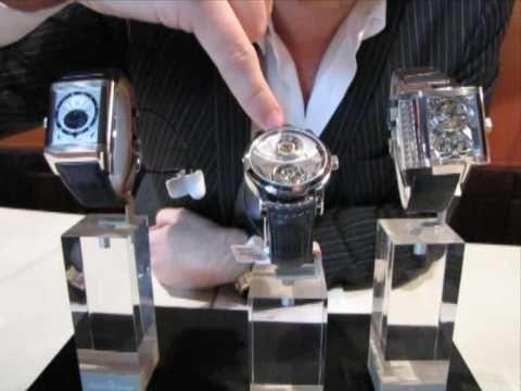 Así se hace - Relojes de lujo.