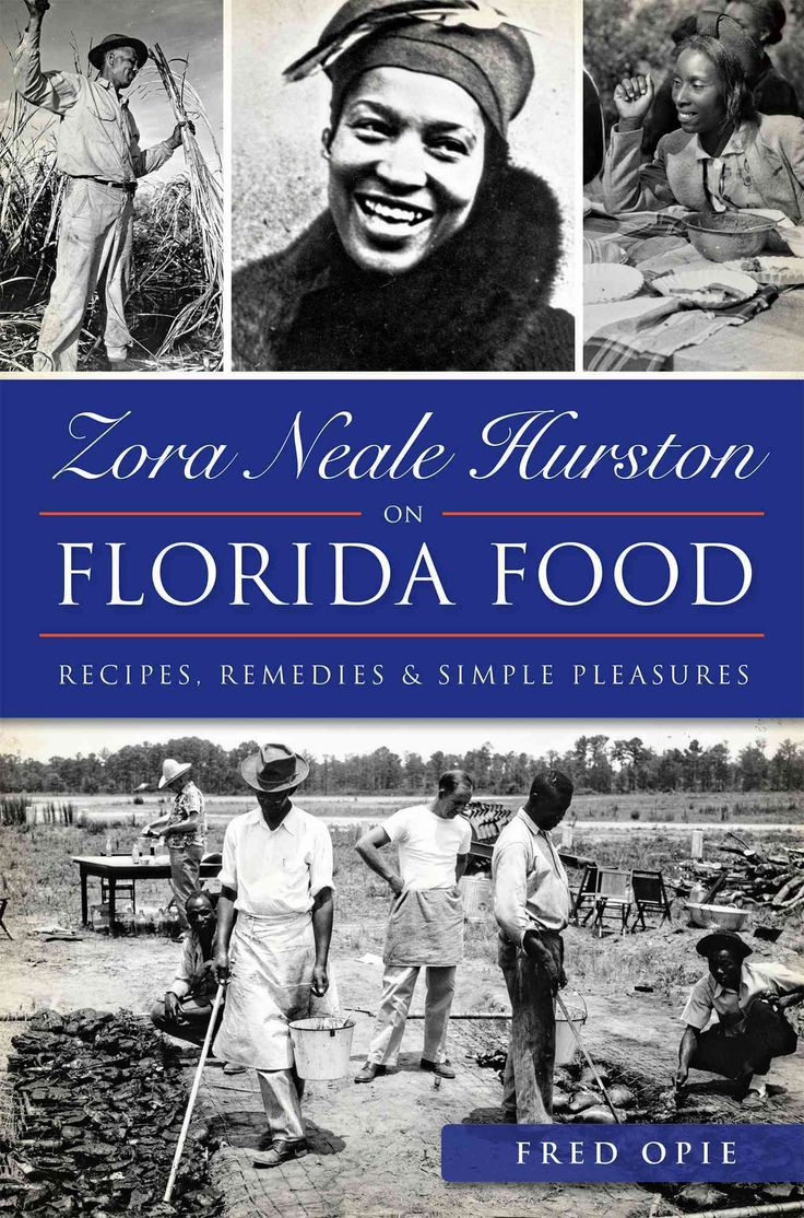 Explore the story of food in Florida through the work of acclaimed author Zora Neale Hurston, who conducted extensive ethnographic research on African American foodways throughout the state.