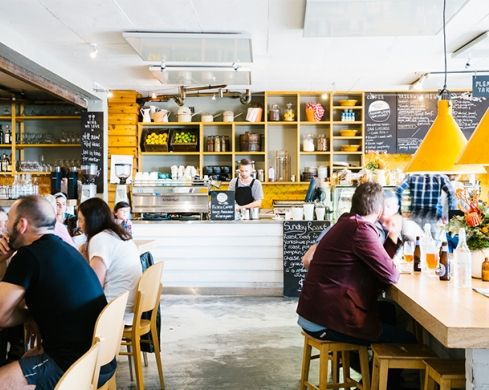 Voyage Cafe Sorrento Perth Coffee