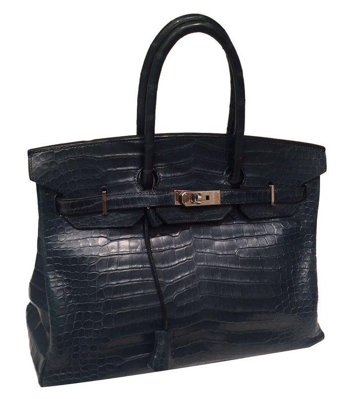 Hermès Birkin 35 Handbags