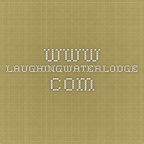www.laughingwaterlodge.com