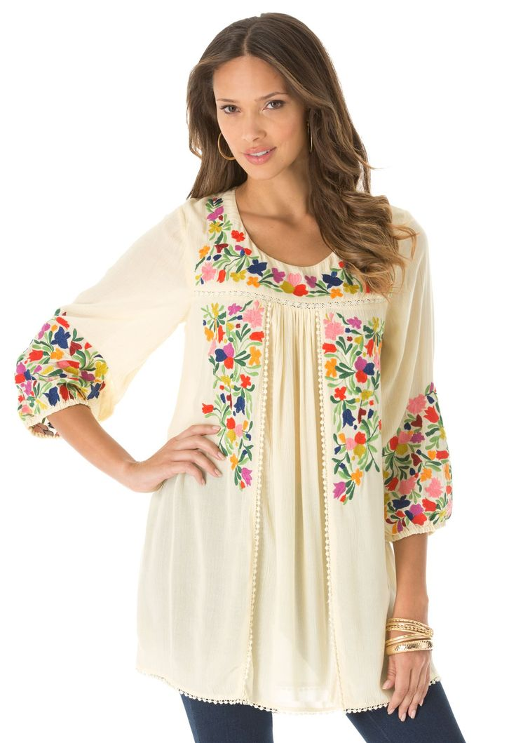 2460 best blusas etnicas images on pinterest | blouses, oaxaca and