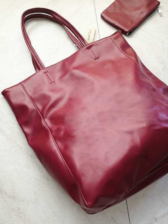 8d82f50cf3e9 Only  24 25% off code TOTE25 soft leather tote bag vintage faux totes  simple oversized women leather bag with purse bag on sale
