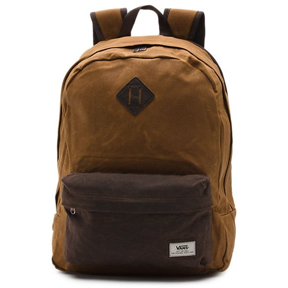 The Old Skool Plus Backpack is a 100% polyester backpack with a large main…