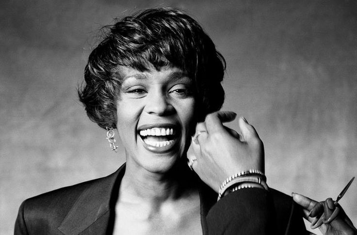 Whitney Houston | Forrás: boredpanda.com