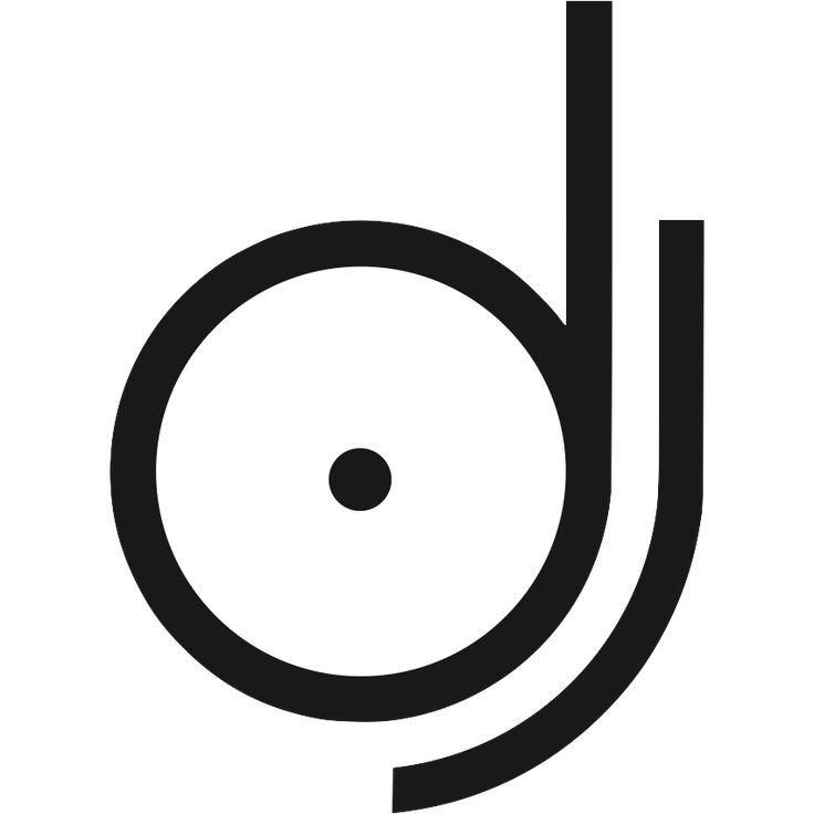 creation logo dj