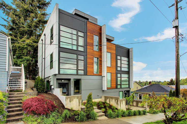 East John St, Capitol Hill. #Seattle, WA. Designed by Build Urban