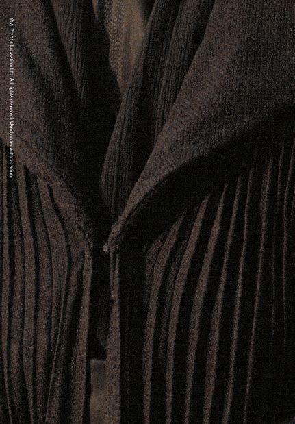 Darth Maul costume detail