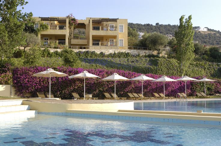 Enjoy the swimming pools for kids at Candia Village Hotel.. #familyholidays #Crete