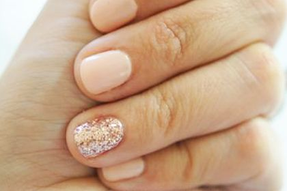 You can't go wrong with Nude Polish