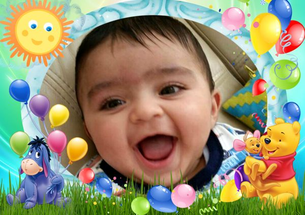 A Baby's Laugh is an Angel's Voice. #Baby #Smile