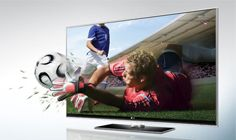 Win an LG TV