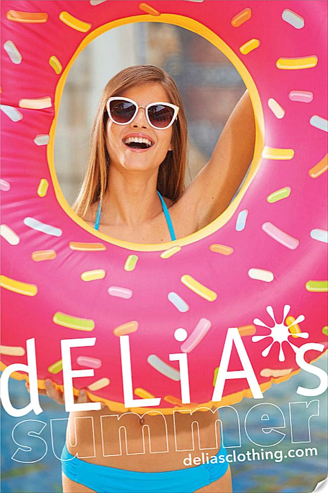 How to Get Free Junior Clothing Catalogs Mailed Right to Your Door: Delia's Junior Clothing Catalog