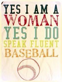 Girls like baseball, too!