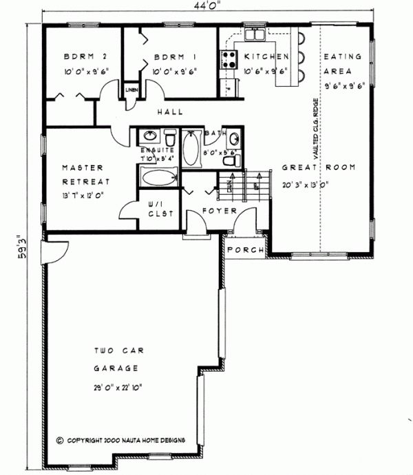 136 best house plans images on pinterest | small house plans