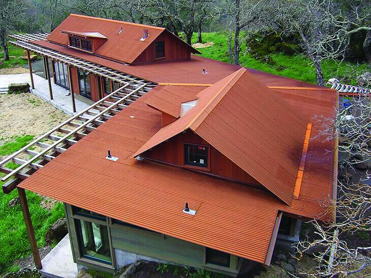 Metal Roofing Homes Tre Metal Roofing Prices Corrugated Metal Roof Metal Roof