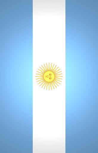 """La linterna de Argenina utiliza el flash de su dispositivo para iluminar todo lo que necesitas. Al iniciar la aplicación una bandera de Argentina aparece en la pantalla de su celular y se enciende el flash. Si hace clic en la bandera, el flash se apaga automáticamente. Aparte de utilizar esta aplicación para hacer luz también puede ver la letra de """"Himno Nacional Argentino"""" y escuchar el himno nacional de Argentina. Utilice esta linterna para animar a la selección de Argentina en el Mundi..."""