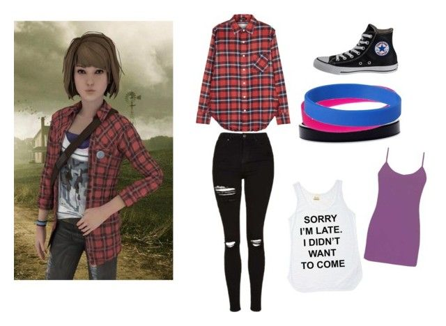 Max Caulfield Inspired Outfit | My Polyvore Finds ...